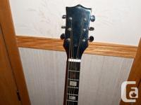 For sale: Vintage guitar and case . Bought in the 70's