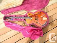 "Rare Chet Atkins Gibson. 1998 ""new"" Gibson Nation Men."