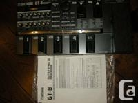 BRAND NEW CONDITION Boss GT-8  (Only used a few times,