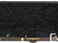 Fender Premium Hard Covering Rectangular Guitar Case.
