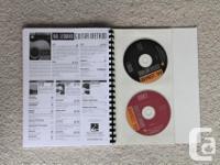 Like new Hal Leonard Guitar method 3 books in one