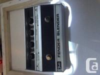 Offering 3 guitar pedals, all working wonderful and