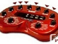 Guitar processor - Pod Line Six with Adaptor for sale.