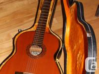 Classic instrument?made in Japan, 1960's. Tough Fitted