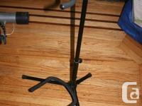 i have a couple guitar stands for sale,  $15 each or
