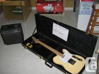 Guitare �lectrique photo copier comme la Fender