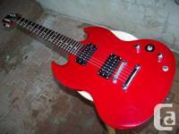 Guitare électrique Epiphone SG Special très propre pas for sale  Quebec