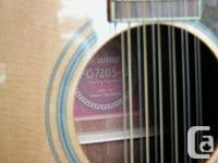 Used, Yamaha FG720S-12 Guitare impeccable. Superbe sonorit for sale  Quebec