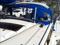 Designed by Bill Garden, this 4-season boat is designed