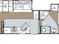 Very nice 2007 Gulf Stream Sedona fifth wheel with