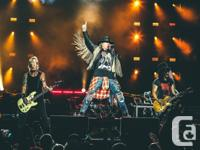 Guns 'N' Roses ( GNR ) - August 21, 2017 - TD Stadium