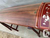 8; Sanxian (3-string Chinese Banjo) 三弦