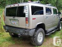 Make Hummer Year 2003 Colour champagne Trans Automatic