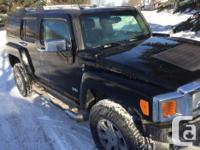 Make Hummer Model H3 Year 2006 Colour Black kms 148899