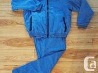 Habit de ski de fond pour homme  Manteau et pantalon de