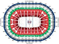 Physical Tickets CLUB DESJARDINS A Section: 224 (Habs