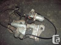 Power lock and close mechanism for 85 firebird.