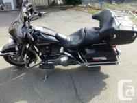 Make Harley Davidson Model Electra Glide Year 2006 kms