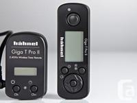 Hahnel Giga T Pro II 2.4GHz Wireless Timer Remote