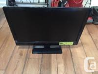 "I'm selling a used 22"" inch Haier LED HDTV/DVD combo"