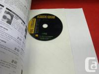 Hal Leonard acoustic guitar method book with CD, item