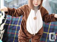 Halloween monkey costume for 18-24 month old baby. My