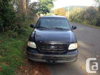 Make Ford Model F-150 Year 2003 Colour black kms 332