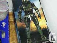 Hi im selling my halo 3 master chief costume valued at
