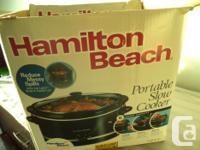 Hamilton Coastline 8 quartz sluggish stove distributing