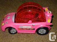 Hamster set includes large SAM 452 cage set, almost