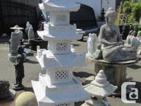hand carved stone , come have a look open 10am to 430