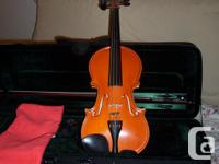 This Violin/Fiddle is a well crafted handmade for sale  Ontario