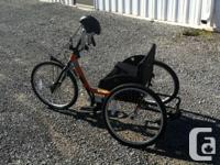 For sale is an Invacare Top End Excelerator XCL