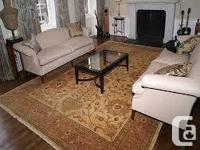 handmade Persian carpets collection carries the