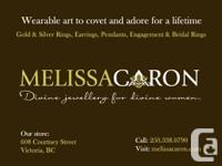 Melissa Caron Jewellery are not merely accessories,