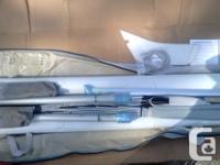 Hang Glider. Wills Wing Ultrasport 147. Moyes Harness