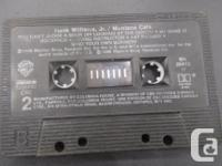 "Hank Williams Jr. ""Montana Cafe"" Cassette Tape. Not"