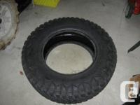 One Hankook Dynapro MT tire available for sale.