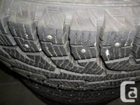 Brand new Hankook Pike Tires set of 4  275/65 R20