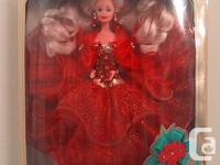 For sale is this vintage 1993 Mattel edition of Happy
