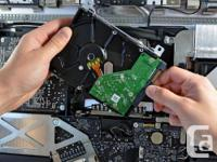 REQUIREMENT A BRAND-NEW HARD DRIVE FOR YOUR APPLE