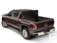 Enthuze Hard Tri Fold Tonneau SPECIAL $849.95 100% Bed