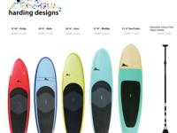 Save $375 on a Harding designs paddle board when