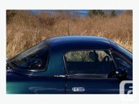 Hardtop for Mazda MX5 Miata, fits all 1990 to 2005.