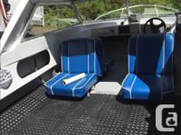 Fully re-done west coast deep-v Hourston hardtop,