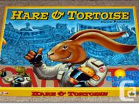 Hare & Tortoise might look like a childish video game,