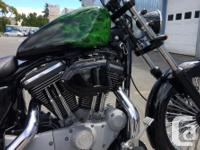 Make Harley Davidson Year 1998 kms 75000 Customized '98, used for sale  British Columbia