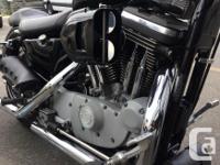Make Harley Davidson Model Sportster Year 1998 kms