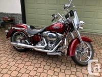 Make Harley Davidson Year 2012 kms 24894 This gorgeous
