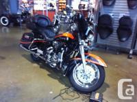 Make Harley Davidson Model Cvo Year 2007 kms 21536 LOTS